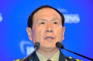 魏鳳和国防相